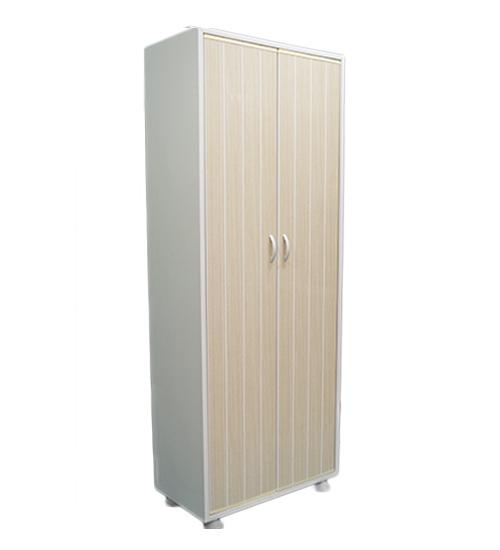 ПВЦ Шкаф DD65 - 170 см Бял, Бежов, Сив, Кафяв