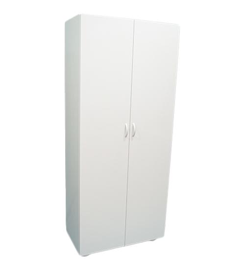 ПВЦ Шкаф DD80 - 170 см Бял, Беж, Кафяв