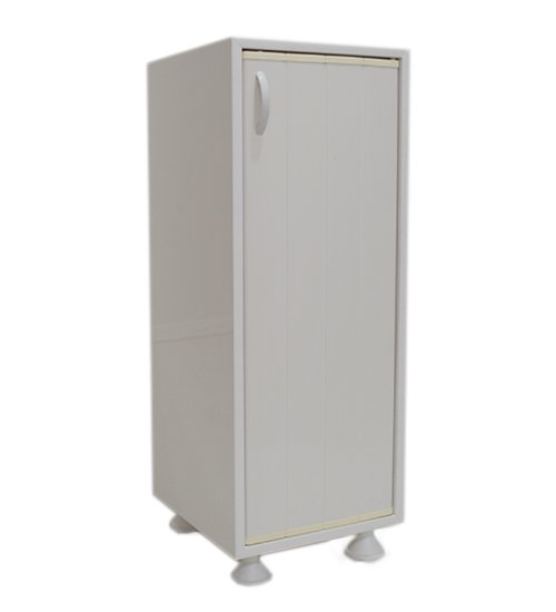 ПВЦ стояща колона за баня бяла sd35 - 90
