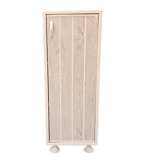 ПВЦ стояща колона за баня сива sd35 - 90