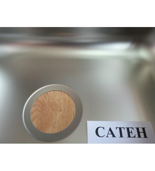 Алпака мивка за кухня 48 х 73 см KR-EC150