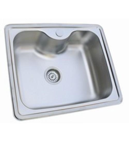 Алпака мивка за кухня 50 х 60 см DE162