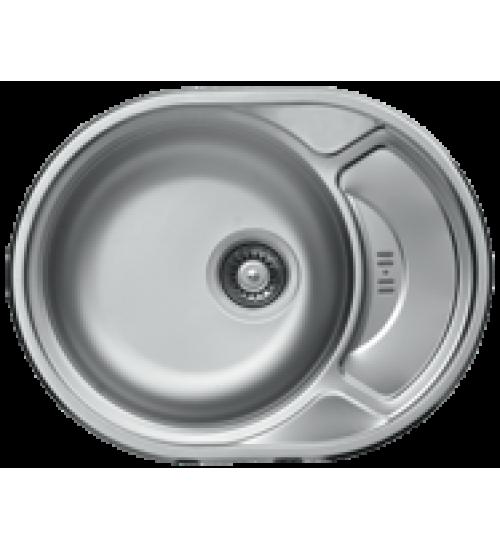 Алпака мивка за кухня кръгла 50 х 100 см EC158