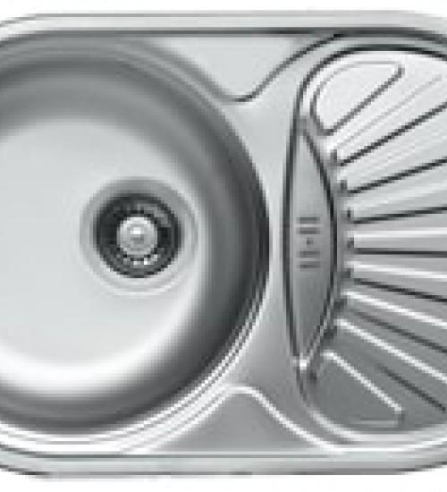 Кухненска Мивка Алпака 44х74 EC166