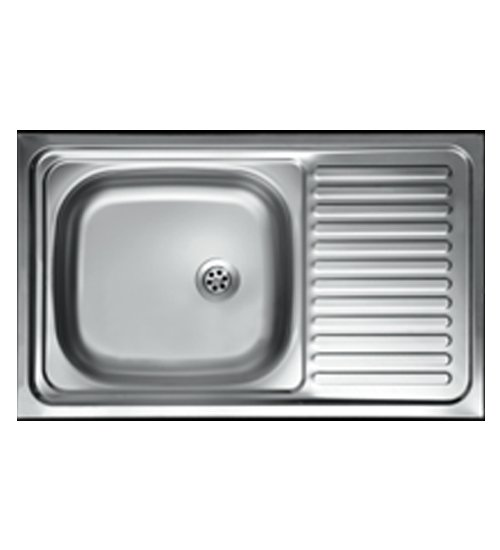Бордова мивка от алпака за кухня 50 x 100 см N119