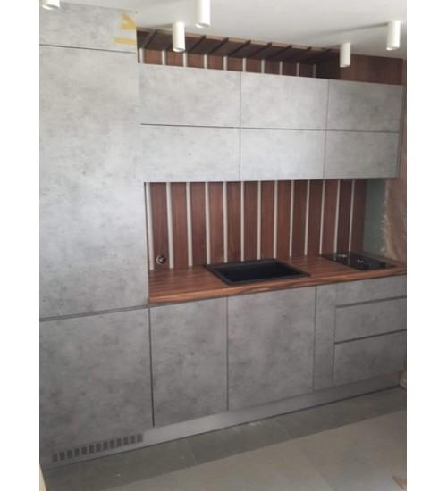 Гранитна мивка за кухня с голямо корито Mirela 50 х 60 см