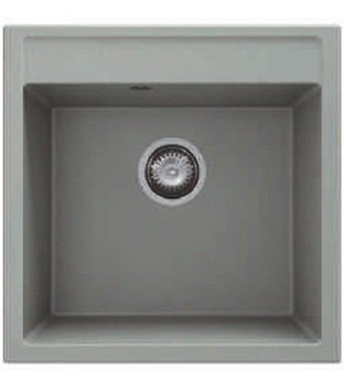 Гранитна мивка за кухня Augusta 50 х 50 см