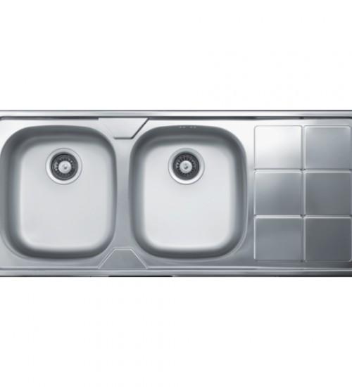 Кухненска Мивка Алпака 50x116 EX316