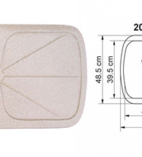 Полимерна (Гранитна) Мивка 2022