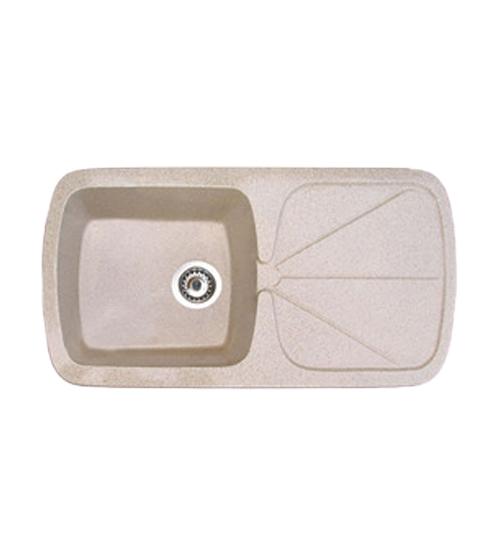 Полимермраморна мивка за кухня Parot