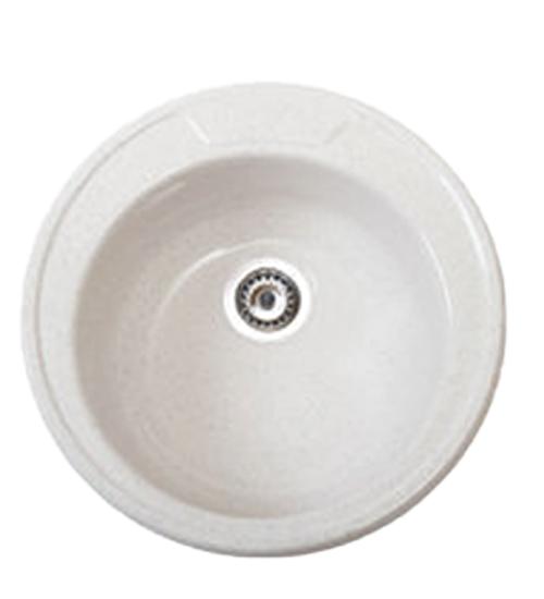 Полимермраморна мивка кръгла Pir