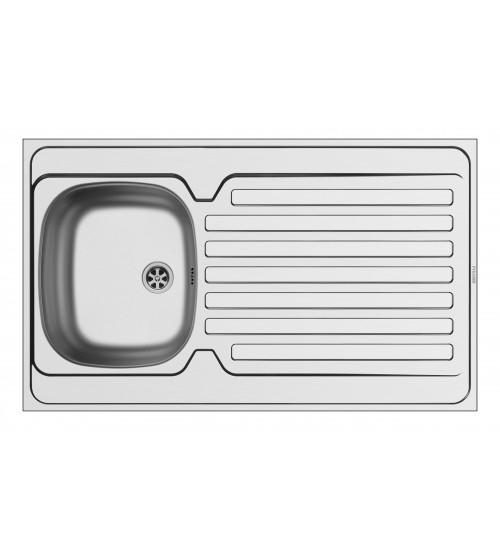 Алпака мивка за кухня International 100x60