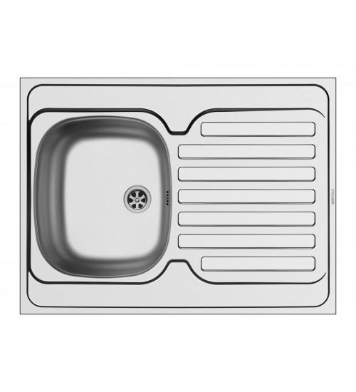 Алпака мивка за кухня International 80x60