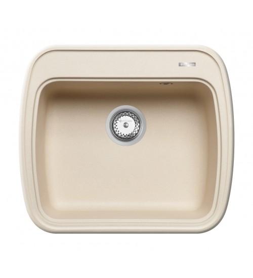 Гранитна мивка за кухня Aлдора 58 х 50
