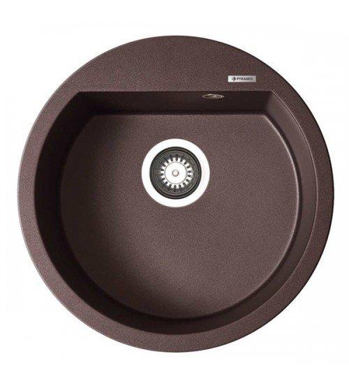 Гранитна мивка за кухня кръгла Alazia 51