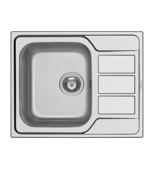 Алпака мивка за кухня Athena 62 x 50