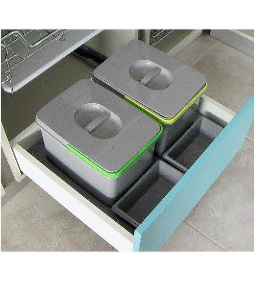 Кухненски кош за вграждане в чекмедже