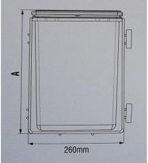 Кухненски кош за вграждане в шкаф 219